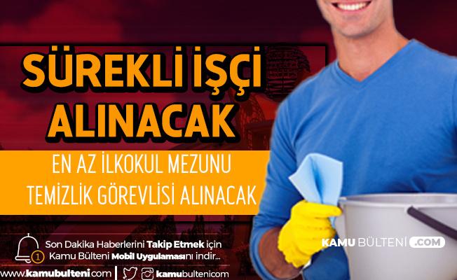 Eskişehir Osmangazi Üniversitesi'ne İŞKUR Üzerinden En Az İlkokul Mezunu Sürekli İşçi Alımı Yapılacak
