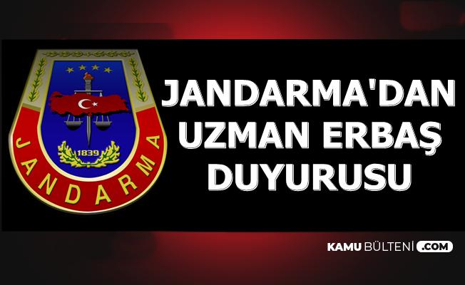 Jandarma Personel Temin'den Uzman Erbaş Duyurusu 2019 (4. Grup Ne Zaman?)
