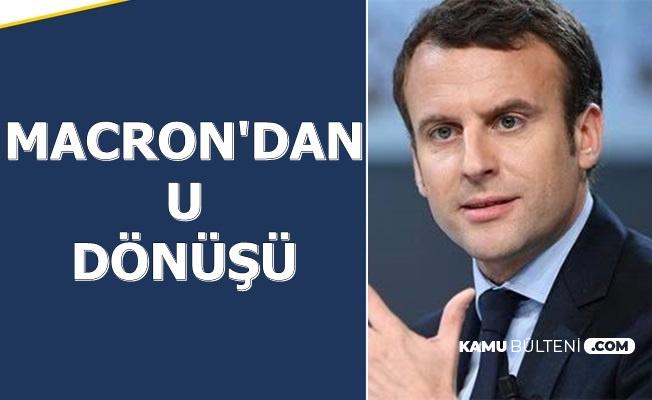 Macron'dan U Dönüşü: Türkiye Büyük Bir Ülke