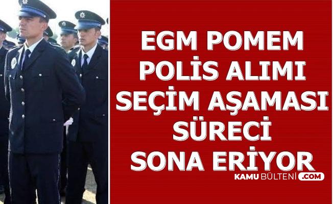 Polis Akademisi POMEM Süreci Sona Eriyor