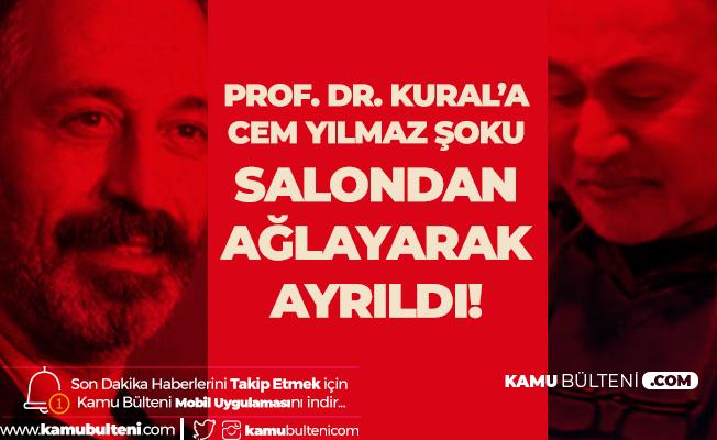 Prof. Dr. Orhan Kural'a 'Cem Yılmaz' Şoku! Gözyaşları içerisinde Mahkeme Salonundan Ayrıldı