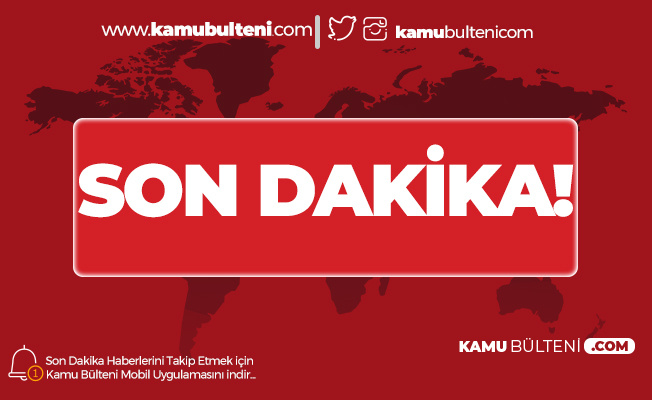 Son Dakika: DSİ Genel Müdürlüğü'nde Panik!