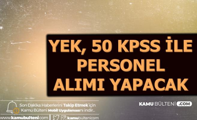 Türkiye Yazma Eserler Kurumu 50 KPSS ile Kamu Personeli Alımı Yapacak