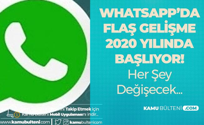 Whatsapp'ta Flaş Gelişme! Alışveriş Yapabilme İmkanı 2020'de Geliyor