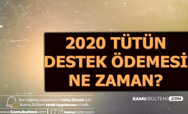 2020 Tütün İkramiyesi Ne Zaman Ödenecek? Ne Kadar Verilecek?