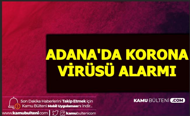 Adana Şehir Hastanesi'nde Korona Virüsü İddiası