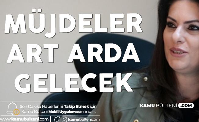 AK Parti Genel Başkan Yardımcısı Sarıeroğlu: 2020'nin İlk 6 Ayında Müjdeler Art Arda Gelecek