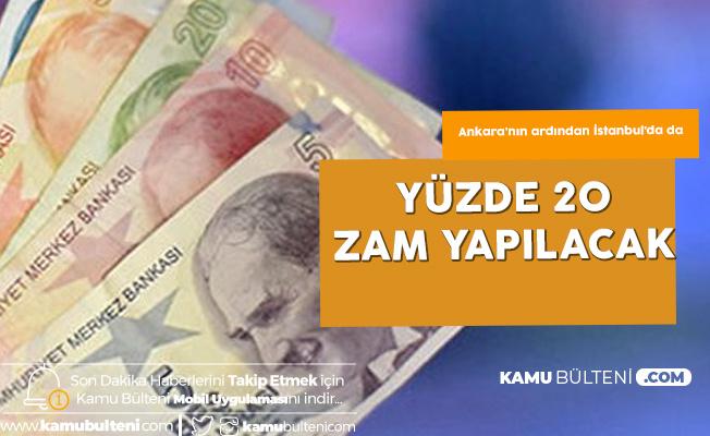Ankara'da %20 Zam Yapılmıştı! İstanbul'da da Ekmek Fiyatlarına Zam Geliyor