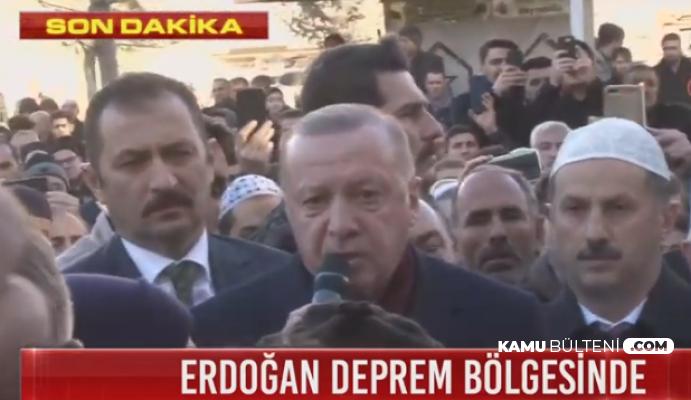 Cumhurbaşkanı Erdoğan Elazığ'da Konuştu