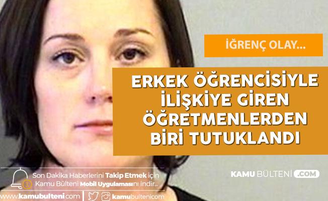 Eve Çağırdıkları Erkek Öğrenciyle İlişkiye Giren Kadın Öğretmenlerden Biri Tutuklandı, Diğeri İşten Atıldı