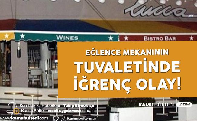 İstanbul'daki Ünlü Mekan Lucca'nın Tuvaletinde Cinsel İstismar İddialarına Yanıt!