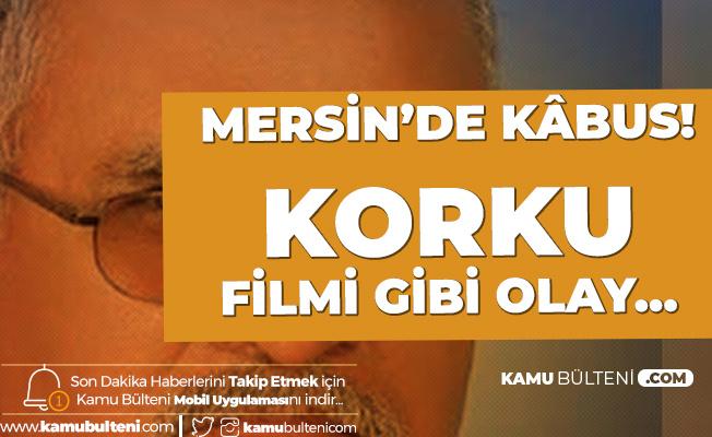 Mersin'de Korkunç Olay! Tartıştığı Kadınlar Tarafından Yakılarak Katledildi!