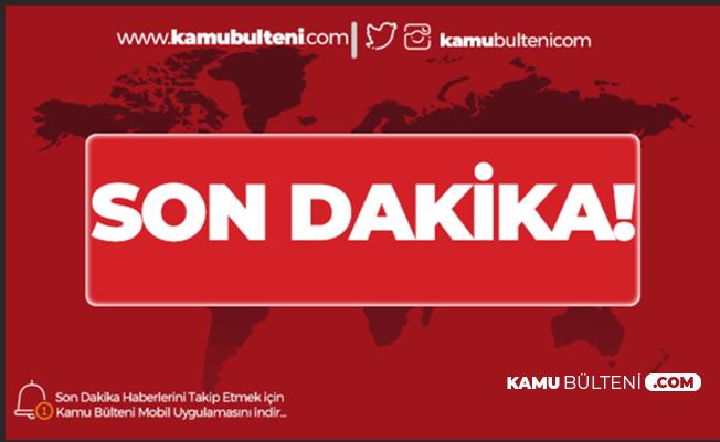 Son Dakika... Samsun'da Yangın Çıktı