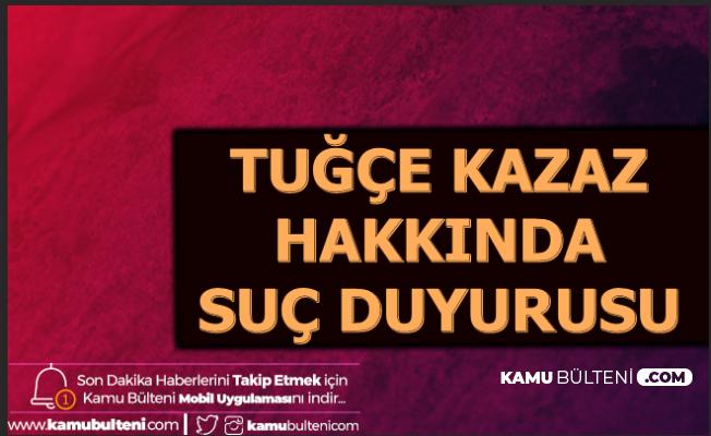Tuğçe Kazaz Hakkında Suç Duyurusu (Mustafa Kemal Atatürk'e Ne Dedi?)