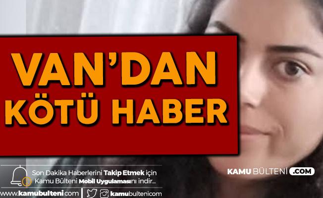 Van'dan Kötü Haber! Kadın Öğretmen Evinde Ölü Bulundu