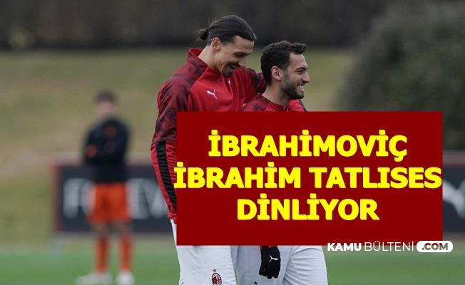 Zlatan İbrahimoviç İbrahim Tatlıses Dinliyor