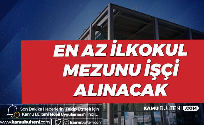 AGÜ'ye İŞKUR Üzerinden Kadrolu Temizlik Görevlisi ve Güvenlik Görevlisi Alınacak! Başvuru Genel Şartları Açıklandı