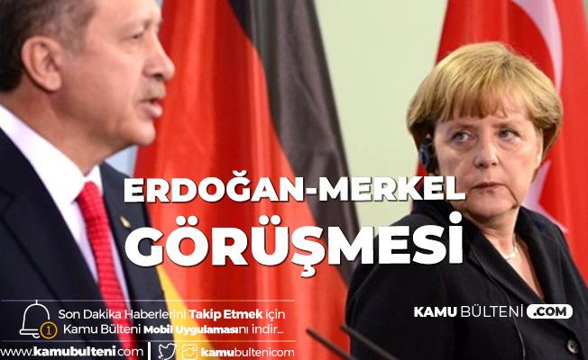 Almanya Başbakanı Merkel, 'Türk Askerlerine Yönelik Acımasız Saldırıyı Kınıyorum'