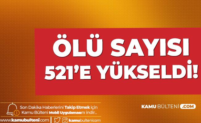 Çin İstanbul Başkonsolosu Cui Wei: Ölü Sayısı 521' Yükseldi!
