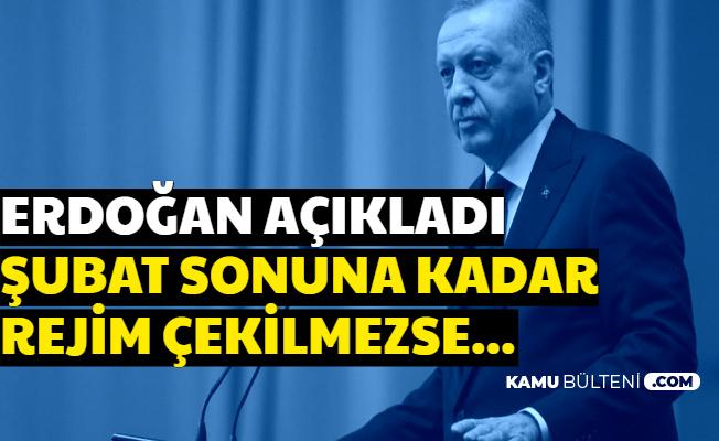 Cumhurbaşkanı Erdoğan Yeni İdlip Planını Açıkladı