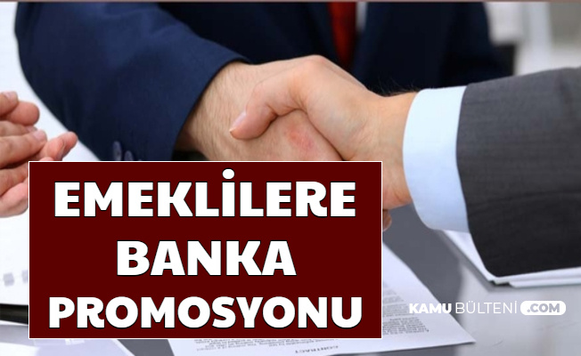 Emekli Banka Promosyonları Ödeniyor 2020 (Şekerbank-TEB-İNG-Finansbank'tan Müjde)