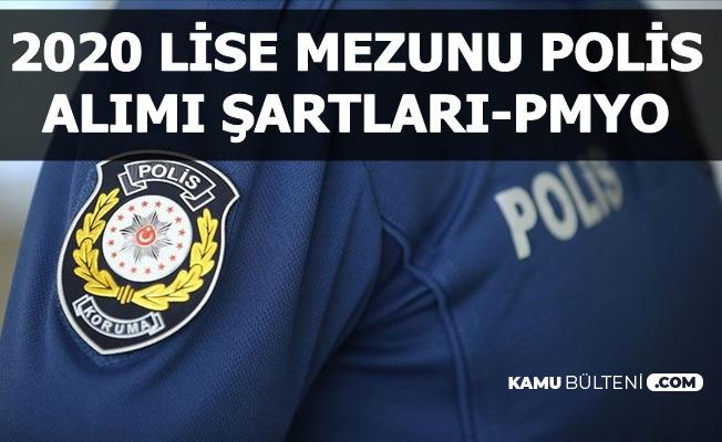 Lise Mezunu 2500 Kadin Erkek Polis Alimi Basvurusu Basliyor Iste