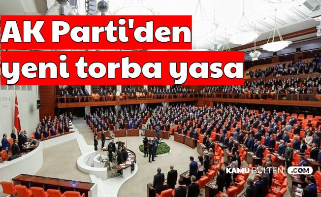 Hükümetten Yeni Torba Yasa: Emeklilik , Asgari Ücret Desteği , Silah Satışı...