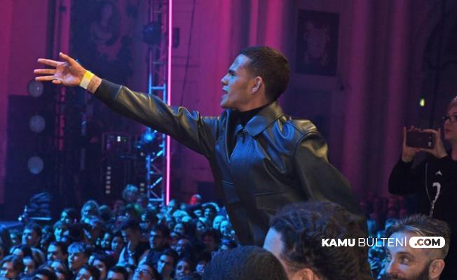 İngiliz Rapçi Slowthai Kendisini Rahatsız Eden Seyircilere Saldırdı