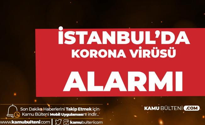 İstanbul'da Corona Virüs Alarmı! Çin'den Gelen Hostes Paniğe Neden Oldu