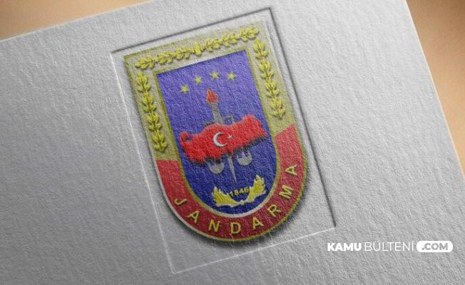 Jandarma Astsubay Alımı Başvuru Ekranı Kapatıldı