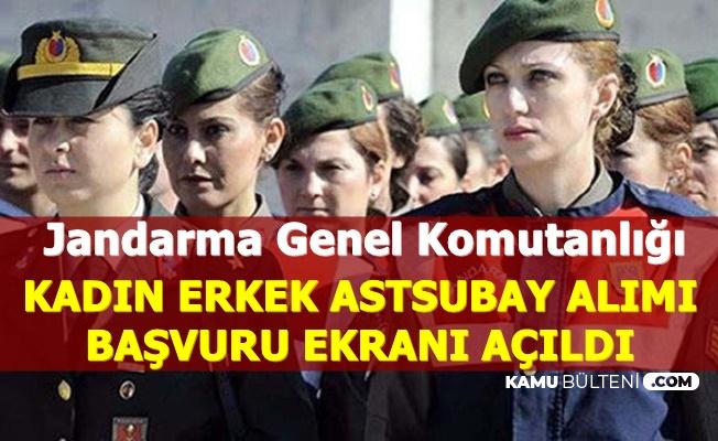 Kadın Erkek Jandarma JÖH Astsubay Alımı Başvurusu Başladı-Vatandaş Jandarma Girişi