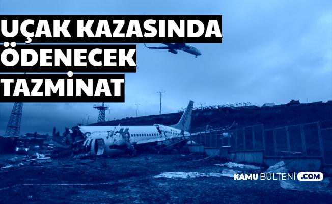 Uçak Kazası Sonrası Sigorta Ödemeleri
