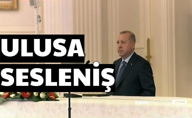 İşte Cumhurbaşkanı Erdoğan'ın Ulusa Sesleniş Konuşması ve 100 Milyar TL'lik Corona Virüs Paketi
