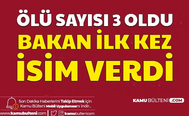 Fahrettin Koca, İlk Kez Türkiye'de Corona'dan Ölenlerden Birinin Adını Açıkladı - Aytaç Yalman