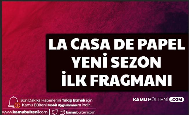 La Casa De Papel 4. Sezon 1. Bölüm Fragmanı Yayınlandı Peki İlk Bölüm Ne Zaman?
