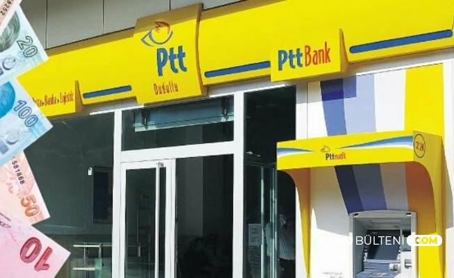 PTT Emekli Banka Promosyonu Ödemeleri Başlıyor-İşte PTT Bank Emekli Promosyon Miktarı