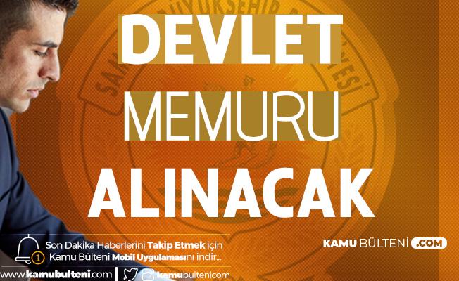Samsun Büyükşehir Belediyesi Memur Alımı Başvuru Tarihleri ve Şartları
