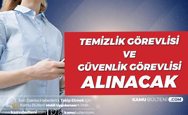 Sinop Üniversitesi'ne İŞKUR üzerinden Kadrolu Kamu İşçisi Alımı Yapılıyor! İşte Başvuru Şartları