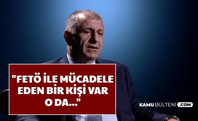"""Ümit Özdağ: """"FETÖ ile Mücadelenin Arkasında 1 Kişi Var"""""""