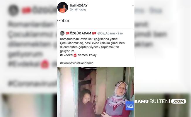 AK Parti'den Nail Noğay Açıklaması