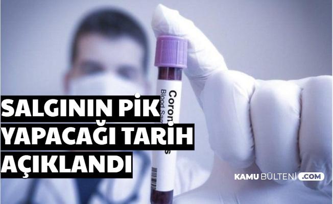 Türkiye'de Koronavirüs Bu Tarihlerde En Yüksek Seviyeye Çıkacak (Pik Nedir?)