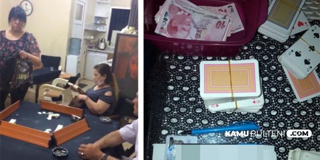 """Adana'da Kumar Oynarken Yakalanan Kadınlar: """"Gün Yapıyorduk"""""""