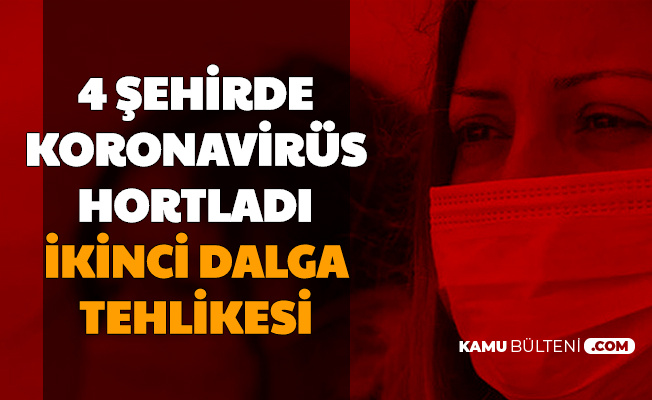 Antalya, Artvin,, Bingöl ve Elazığ'da Korona Yeniden Çıktı: Vaka Sayısı Açıklandı