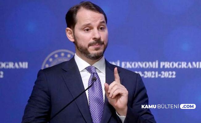 """Berat Albayrak Ekonomik Verileri Paylaştı: """"Almanya, Fransa ve İtalya'dan Daha İyiyiz"""""""