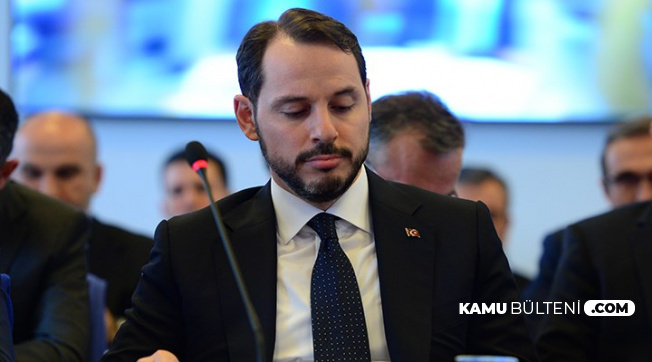 Berat Albayrak: Türkiye Ekonomisi Dünya Örneklerine Kıyasla Pozitif Ayrıştı