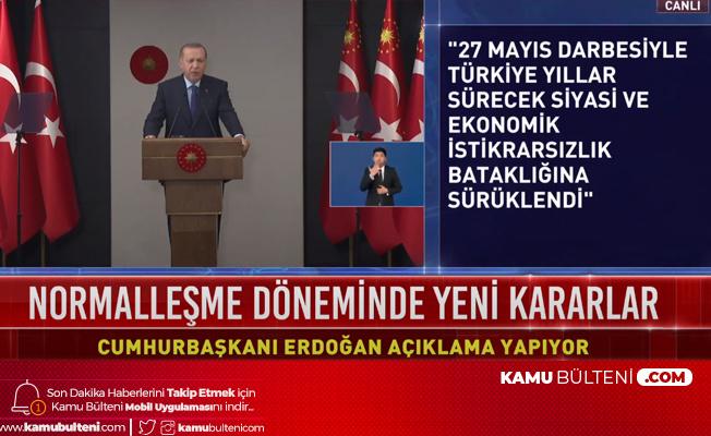 Cumhurbaşkanı Erdoğan'dan Son Dakika Açıklamaları Art Arda Geldi