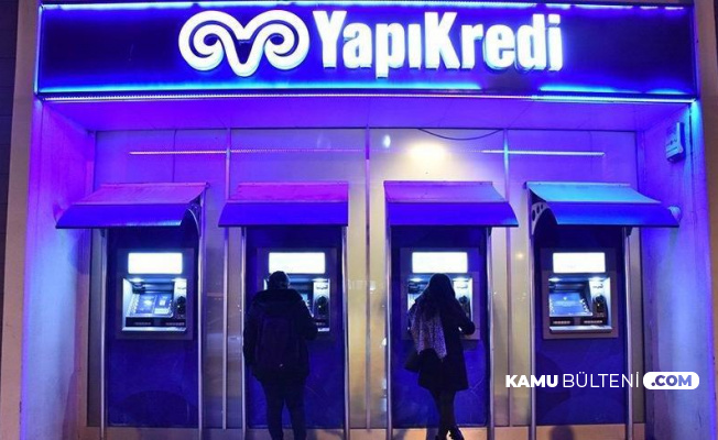 Yapı Kredi Bankası (YKB) Mesai Saatleri Değişti - İşte Açılış Kapanış Saatleri