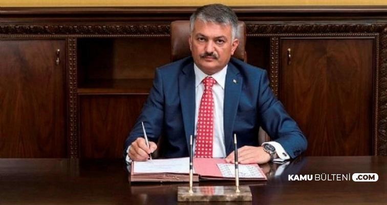 Antalya'nın Yeni Valisi Ersin Yazıcı Oldu-Kimdir , Kaç Yaşındadır?
