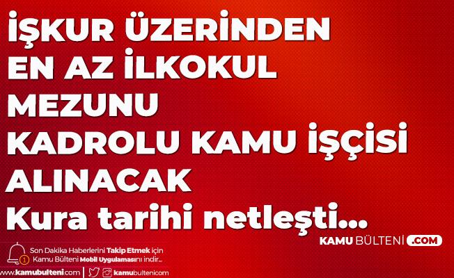 Gaziantep Üniversitesi'ne İŞKUR Üzerinden 84 Kadrolu İşçi Alımı için Kura Çekilişi 16 Haziran'da Gerçekleşecek