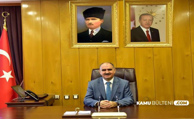 Konya Valisi Vahdettin Özkan Oldu (Kimdir Özgeçmişi Aslen Nereli)